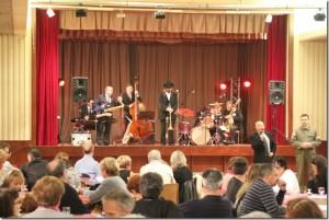 soirée jazz sur scène novembre 2014